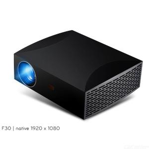 Full HD Projector 4,200LM Video Projector Supports 1920 X 1080P