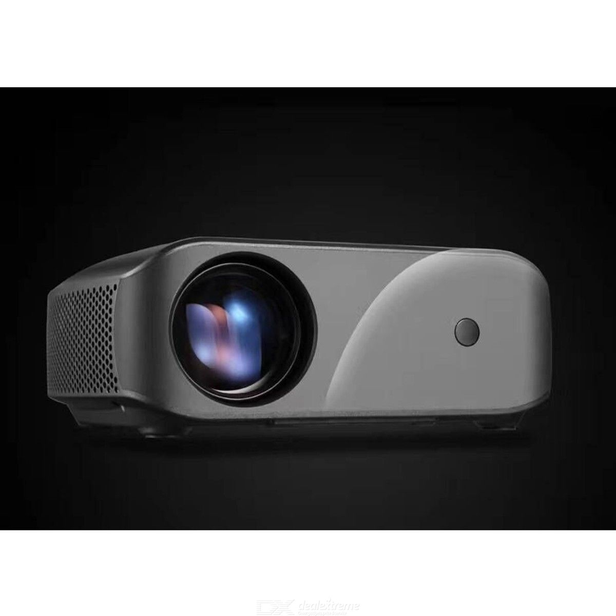 LCD Projector HD Home Theater 2,800LM Supports 1280 X 720P