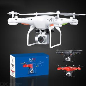 4 Channel RC Quadcopter With Altitude Hold Function Headless Mode One Key Return 4 LEDs
