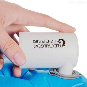 Mini Air Pump Electric 2-in-1 Inflator Deflator For Vacuum Bag Inflatable Blow Up Pool USB Rechargeable IPX 7