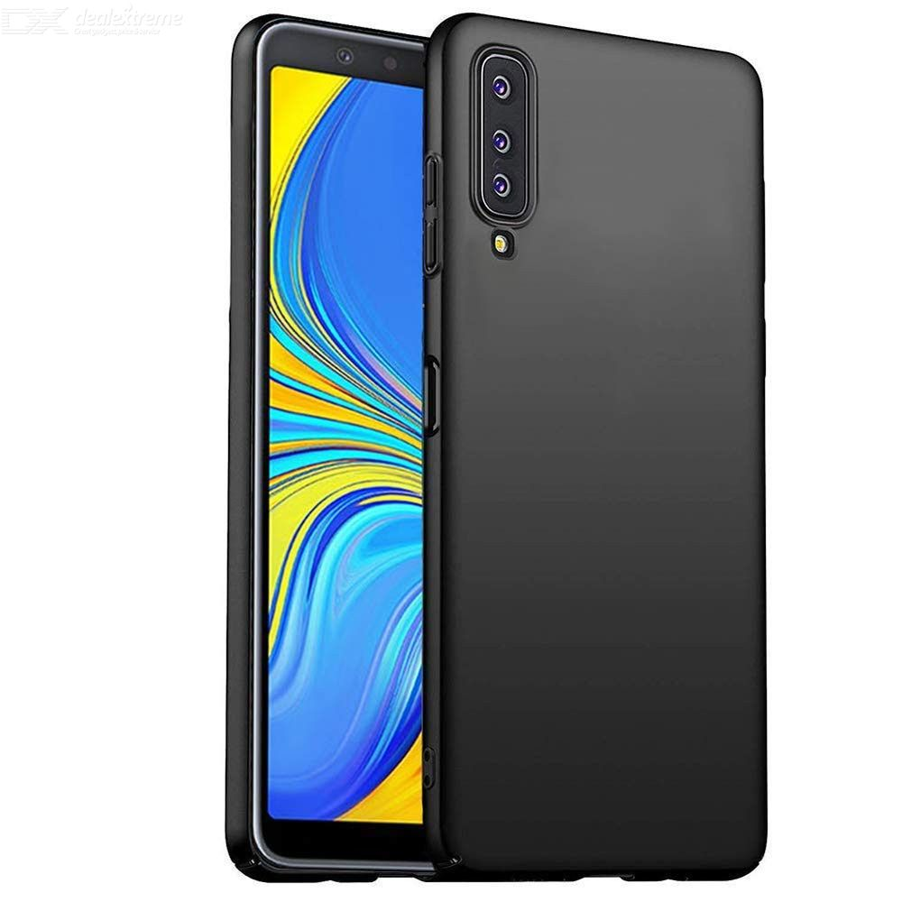 ultra-thin pc hard back cover phone case protective case for samsung galaxy a7 2018