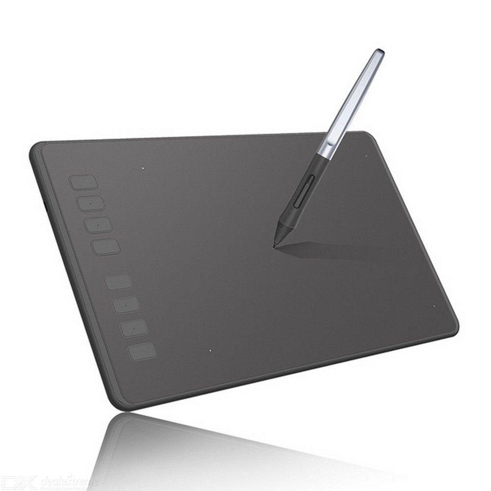HUION H950P Ultra Thin Graphic Tablet Professional Drawing Board Digital Tablets With Battery-free Stylus