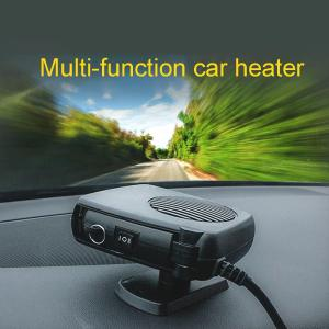 Auto Electric 12v Car Heater Mini Fan Heating Cooling Integrated Defogger