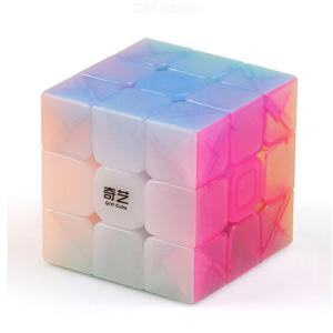 QiYi 3x3 YongShi W Speed Cube Smooth Magic Cubes Finger Puzzle Toy
