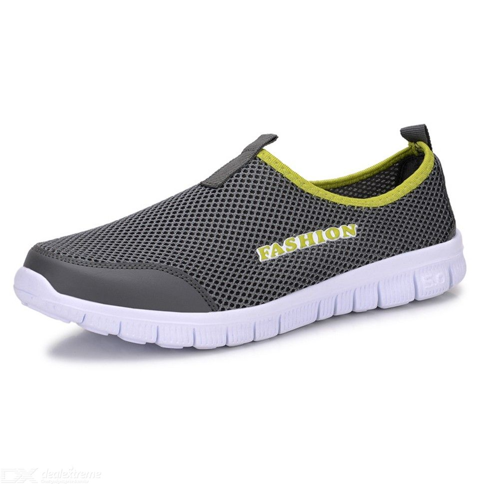 New Summer Casual Shoes Sport Breathable Lightweight Net Shoes For Men Women
