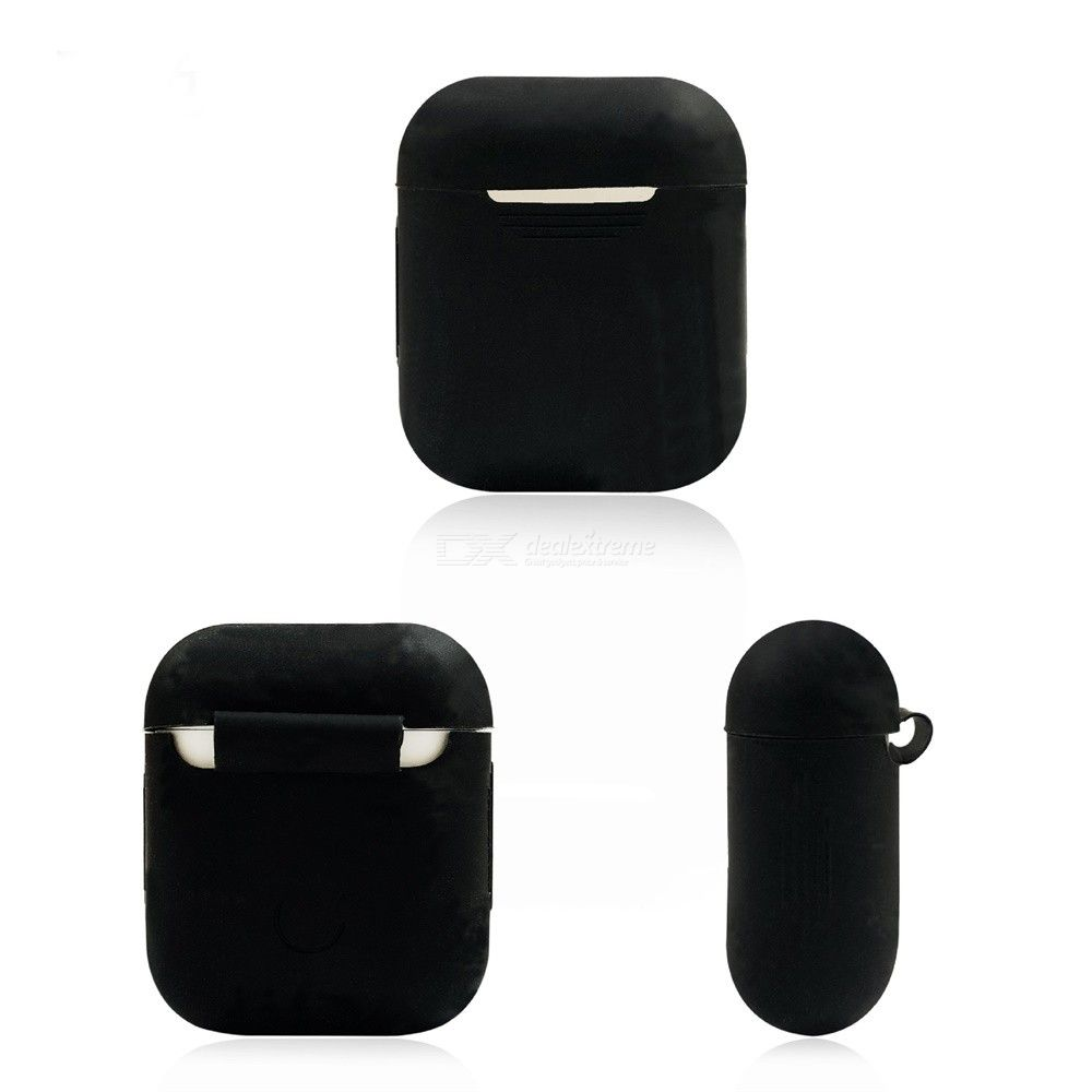 Airpods Case Full Protective Silicone Cover Skin For Airpods Charging