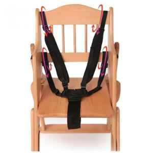 Universal 5 Point Harness Belt For High Chair Stroller Safety Seat