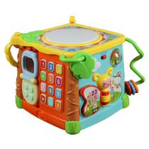 Educational-Music-Cube-Light-Up-Music-Play-Center-For-Baby-Toddlers-Kids-With-Instrument-Sound-Effect
