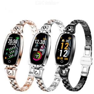 Women Multi Function Bluetooth Watch, Smart Bracelet with Sleep Monitoring Fitness Tracker Smart wristband for Android and iOS