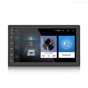 Multi Function Android 6.0 7 Inch Car GPS with Radio Stereo High Definition Touch Screen BT Player