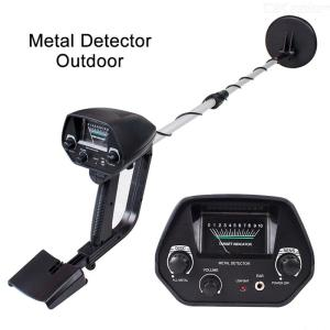 MD-4030 Metal Detector Adjustable High Sensitivity Treasure Finder Handheld Gold Sensor
