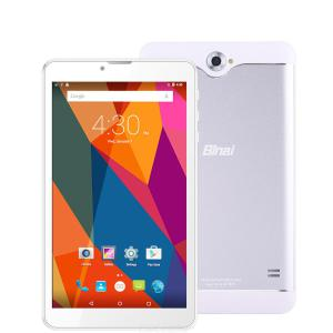 Binai X7 3G Quad-Core Android 6.0 Wi-Fi GPS 3G 7quot Tablet PC with 1GB RAM, 8GB ROM