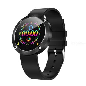 OUKITEL W5 1.22 Inch Smart Watch Heart Rate Monitoring Sedentary Reminder Pedometer Smartwatch