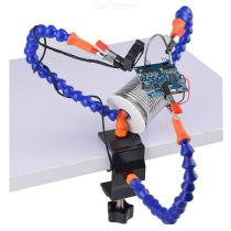 Multi-Function-Soldering-Helping-Hands-3-Flexible-Arm-Clip-PCB-Board-Holder-Tool