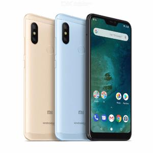 Globale Version Xiaomi MI A2 Lite 3 GB 32 GB Handy 5,84 Zoll Vollbild-Snapdragon 625 12MP Dual-Kamera Android 8.1