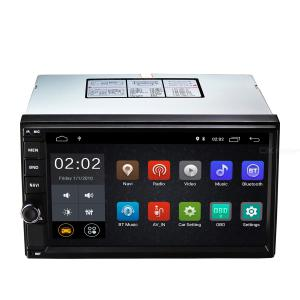 Multi Function Android 8.1 7 Inch Car GPS with Radio Stereo High Definition Touch Screen BT Player