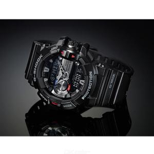 Casio G-Shock GBA-400-1A G' Mix Bluetooth Music Watch - Black