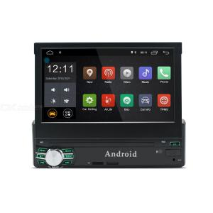 Multi Function Android 8.1 7 Inch Car GPS Stereo High Definition Touch Screen with BT Player
