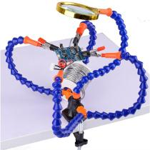 Multi-Function-Helping-Hands-5-Flexible-Arm-Clip-PCB-Board-Holder-Tool