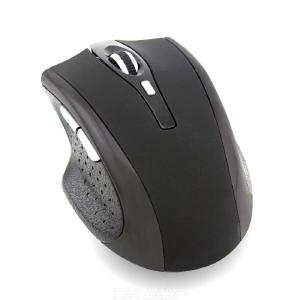 Rechargeable Gaming Mouse 800/1200/1600DPI Click Noiseless Optical Mouse with USB Receiver For  PC Computer Laptop