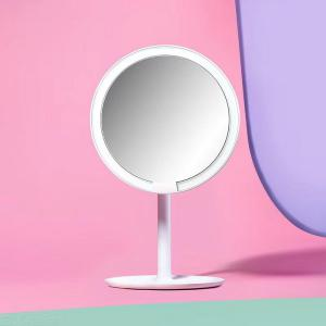 Xiaomi AMIRO LED Vanity Mirror Portable Mini Makeup Mirror With 3 Brightness Levels