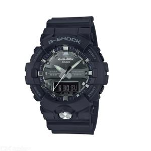 Casio G-shock GA-810MMA-1A Digital Klokke Med Harpiksbånd For Menn - Svart