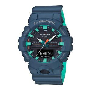 Casio G-Shock GA-800CC-2A Digital Watch With Resin Band For Men