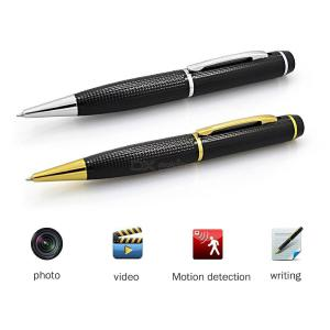 Pen Camera Recorder Portable 1080P HD Pen Shape Spy Camera
