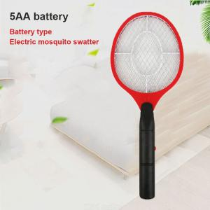 Large Electric Bug Zapper Battery Powered Fly Swatter For Mosquito Pest