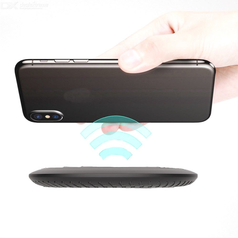 e24e1af02 ... Cwxuan Qi Wireless Charger Station for iPhone X 8 Fast Wireless Charging  for Samsung Galaxy S7 ...
