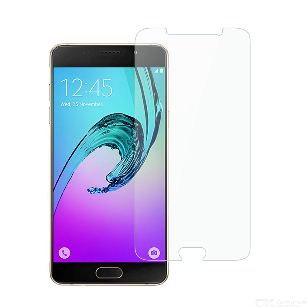Dx coupon: Dayspirit Tempered Glass Screen Protector for Samsung Galaxy A5 (2016), A510