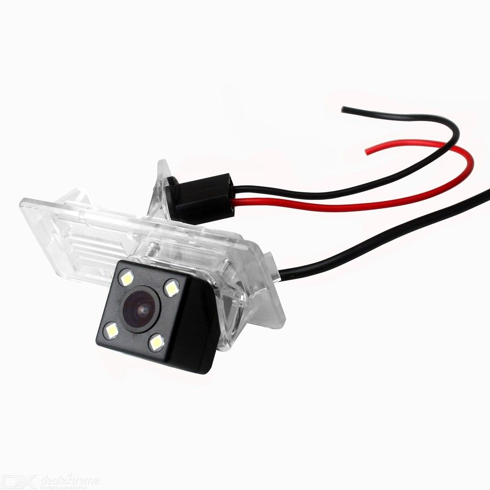 HD Car Rear View Backup Camera,License Plate Car Reverse Parking Camera for Renault Nissan