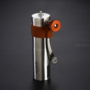 Portable Manual Coffee Grinder Hand Coffee Bean Mill With 50g Container