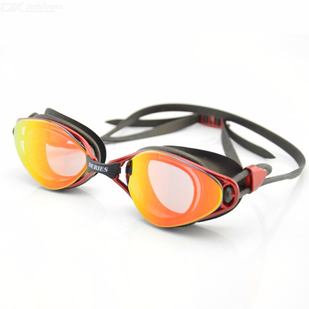 Unisex Swim Goggles Anti Fog UV Protection Swimming Eyewears For Adults