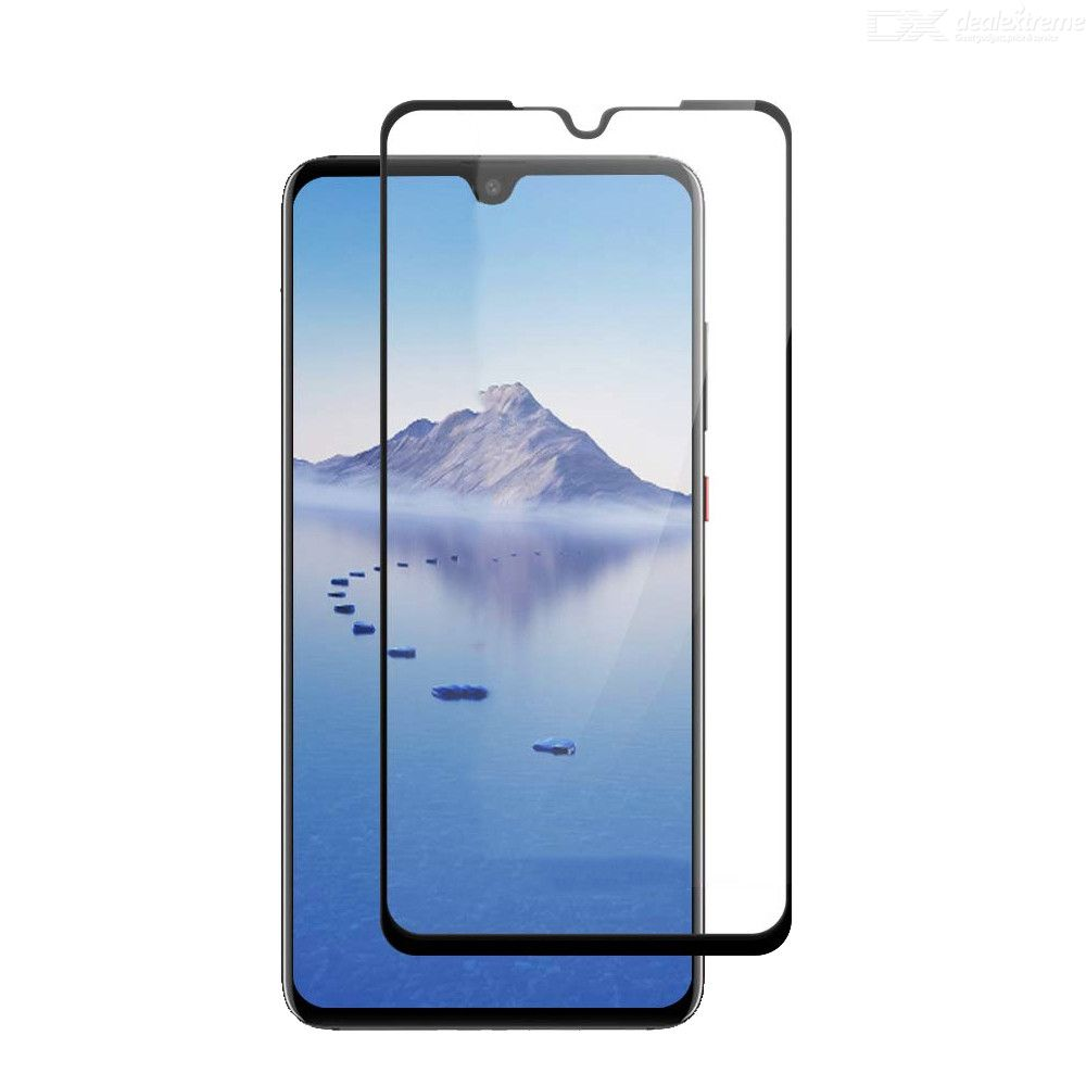 Naxtop 2.5D Full-glue Tempered Glass Screen Protector Film for Huawei P30