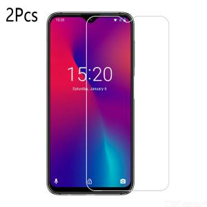 2Pcs Naxtop 2.5D Tempered Glass Screen Protector Film for UMIDIGI S3 Pro