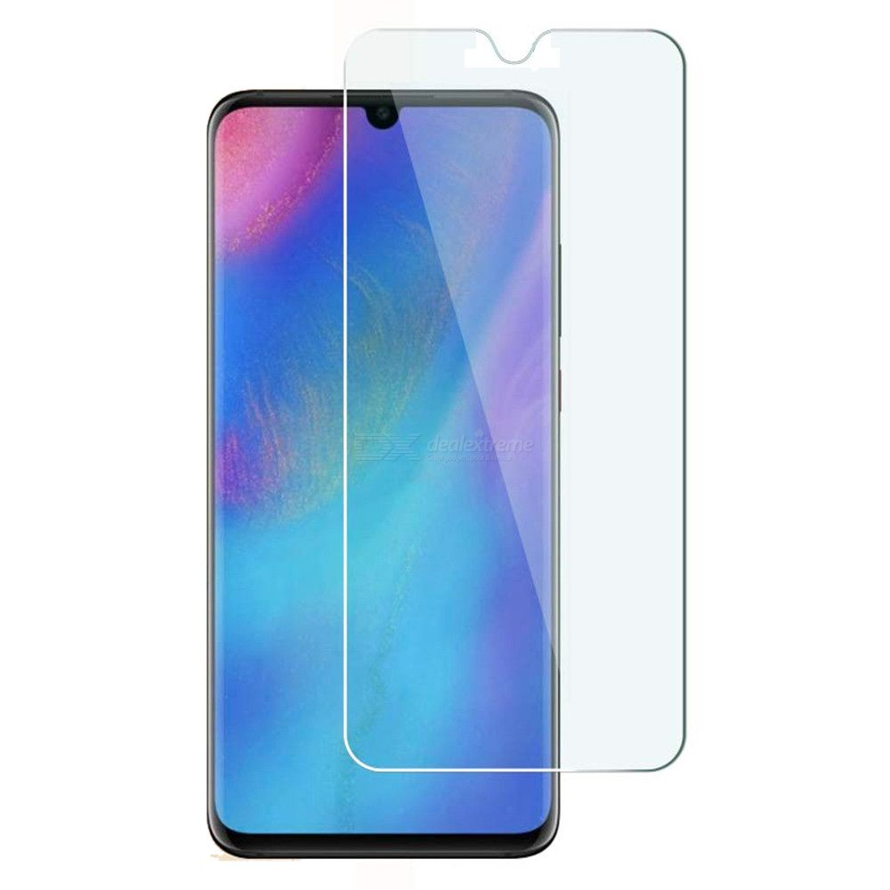 Naxtop 2.5D Tempered Glass Screen Protector for Huawei P30 Lite