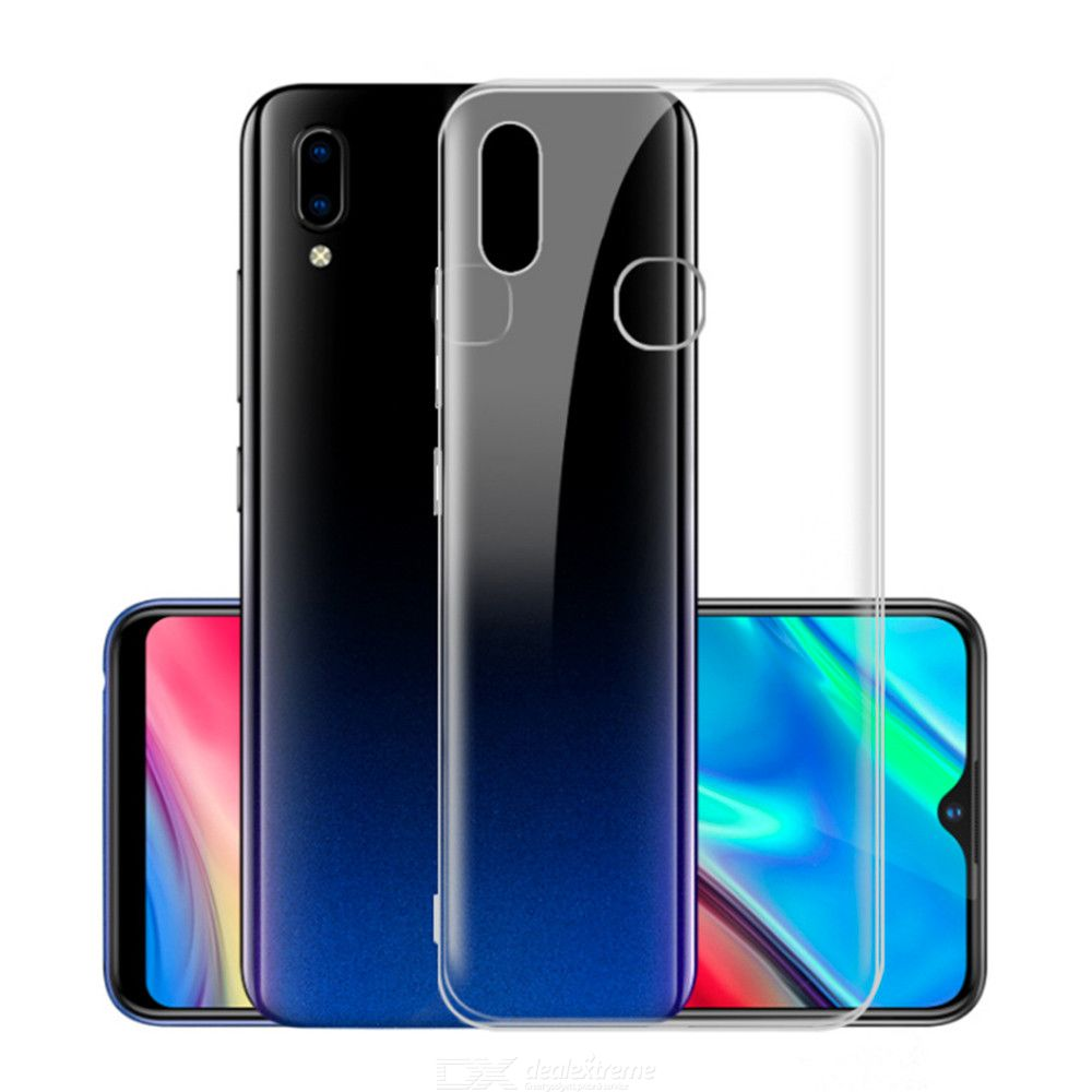 Ultra-thin Soft TPU Back Cover Phone Case for ViVo Y95 Phone Protection