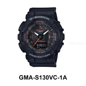 Casio G-Shock GMA-S130VC-1A Matte Watch Casual Sports Watch With Step Tracker