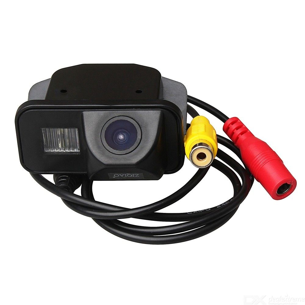 ZIQIAO ZHS-027 HD Car Rear View Camera for TOYOTA Avensis T25 T27