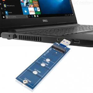 NGFF M.2 Interface Solid State Hard Disk to USB 3.0 NGFF Sata to USB 3.0 Transfer Card