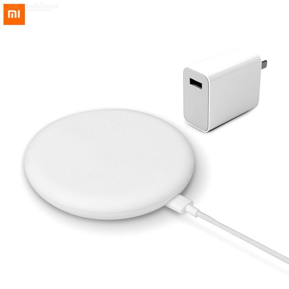 Original Xiaomi Wireless Charger Suite 20W Max For Mi 9 (20W) MIX 2S  3 (10W) Qi EPP Compatible Cellphone (5W)  Safe Turbo Char