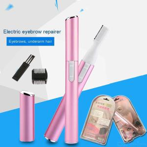 Eyebrow Shaping Knife Electric Eyebrow Trimmer Multi-Function Shaver  For  Women