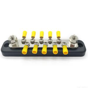 F3430-Z 10P 48VDC 150AAC300V 130A Bus Bar Busbar Wire Terminals for Vehicle Parts