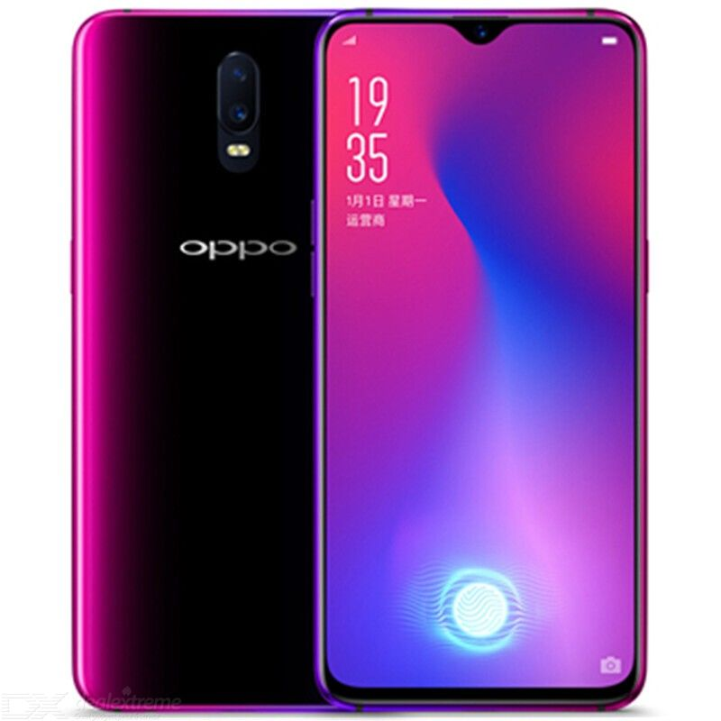 OPPO R17  6.4 Inch Android 8.1 Mobile Phone with  6 GB RAM 128G ROM 3500mAh Battery