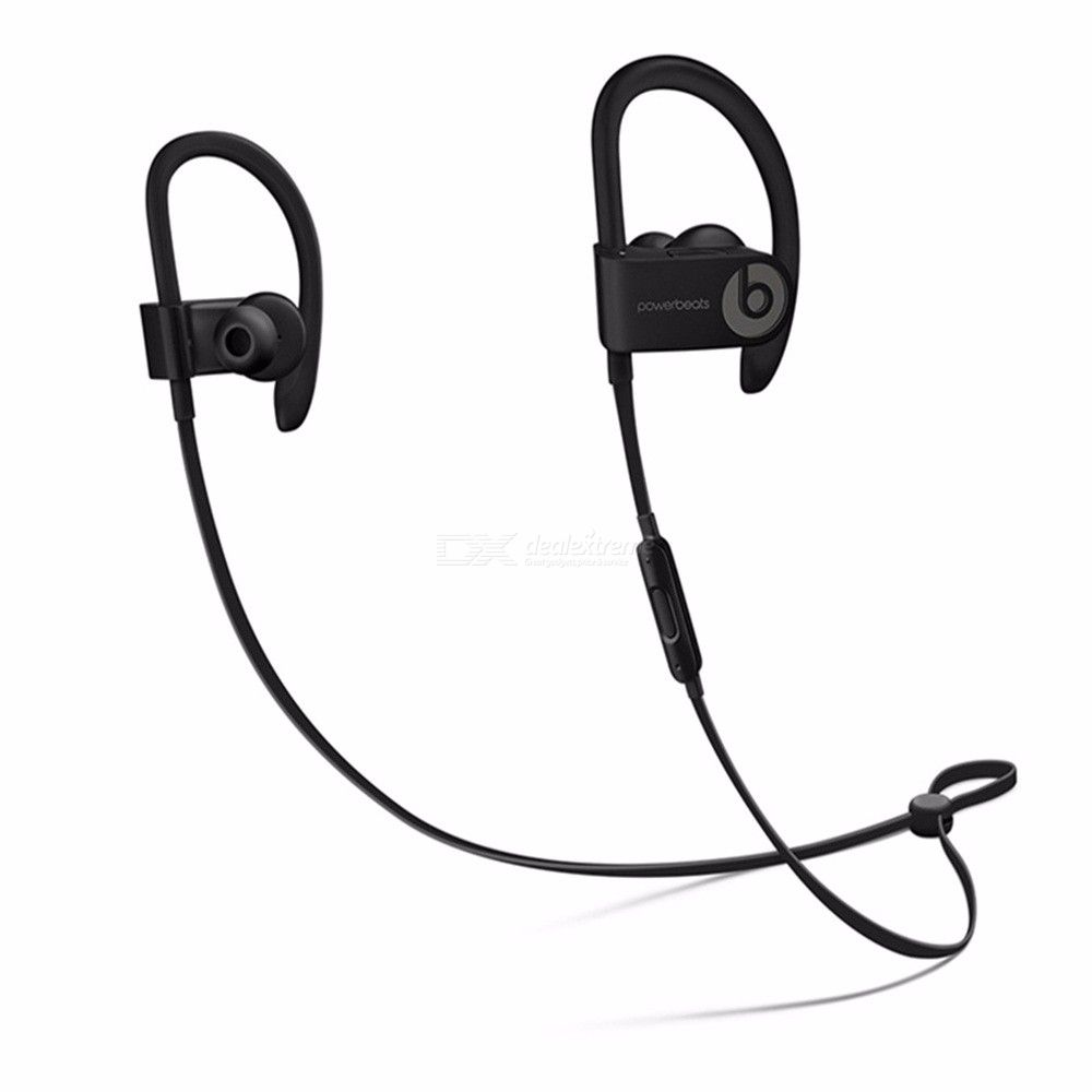 Powerbeat 3 Bluetooth Sports Earphones Sweatproof Bluetooth Earbuds With Mic 12 Hours Playtime