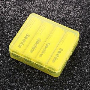 4Pcs 18650 Lithium Battery 3.7V 3400mAh 3C Li-Po Rechargeable Battery for Toys and More