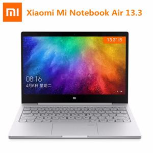 Original 13.3 Polegada Xiaomi Mi Notebook Ar Quad-core 8G 256G Intel I5 Windows 10 Ultrabook Laptop - Plugue UE