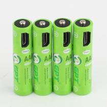 Soshine-4Pcs-AA-1000mAh-12V-Rechargeable-Battery-Pack-with-Built-In-Micro-USB-Port