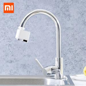 Xiaomi Youpin Smart  Faucet  Infrared Sensor Automatic Water Saver Tap Anti-Overflow Kitchen Bathroom Inductive Faucet
